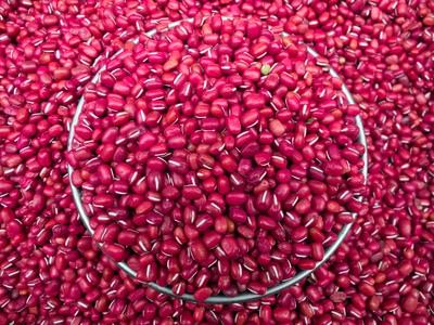 Red beans (Azuki, Adzuki or Aduki)